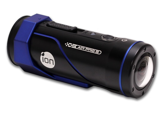 air-pro-3 iON takes a jab at GoPro with Air Pro 3 action camera News and Reviews