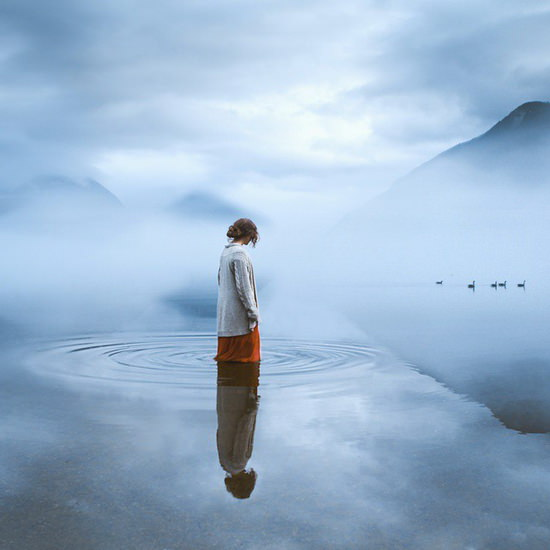 alouette-lake Ethereal landscape photos with people in them by Elizabeth Gadd Exposure
