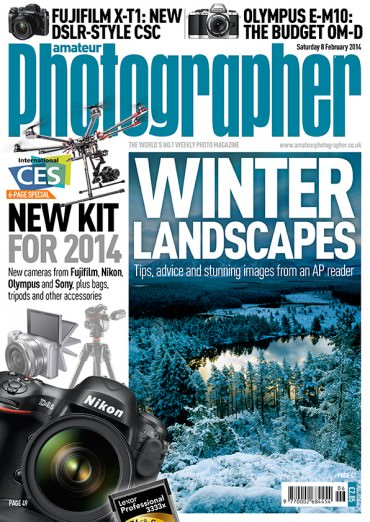 amateur-photographer-february-2014-cover Nikon D4S announcement date scheduled for February 11 Rumors