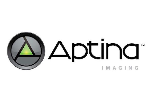 Sensor manufacturer Aptina's logo