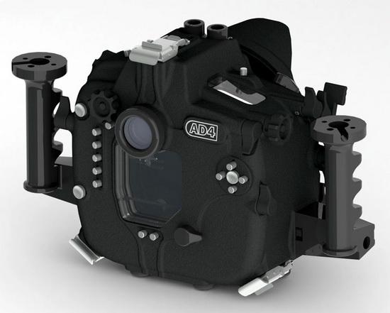 aquatica-ad4-underwater-housing-nikon-d4-rear Aquatica announces AD4 underwater housing for Nikon D4 News and Reviews