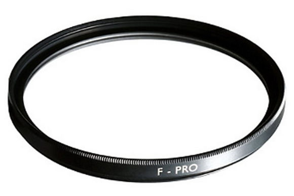 B+W Clear UV Haze filter with Multi-Resistant Coating