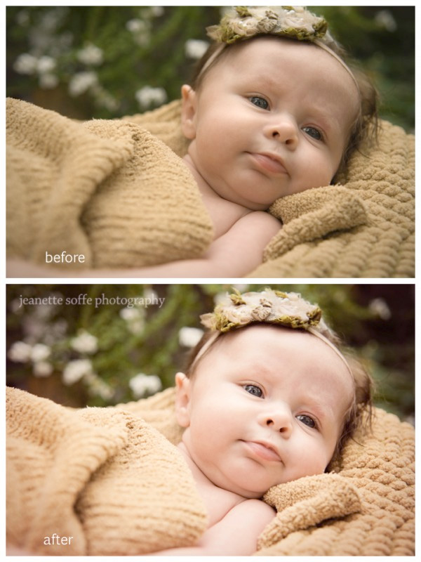 baby Sharing a Customer's Edit Using Our Photoshop Actions Blueprints Photoshop Actions Photoshop Tips & Tutorials