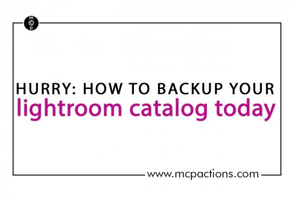 backup-lightroom-600x4051 Hurry: How to Backup Your Lightroom Catalog Today Lightroom Tutorials