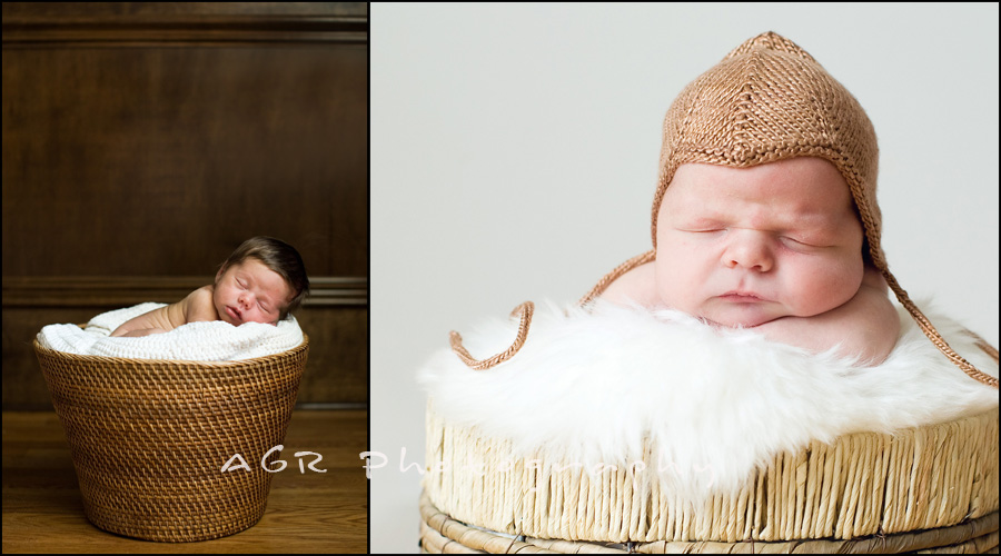 baskets Newborn Photography Poses ~ Styles of Newborns Guest Bloggers Photography Tips
