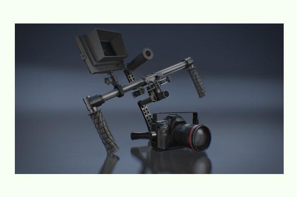 BeSteady One camera stabilizer