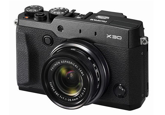 black-fuji-x30-leaked Black Fuji X30 also leaked ahead of August 26 launch event Rumors