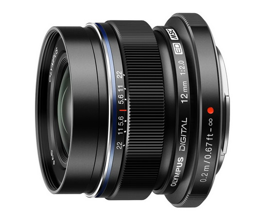black-olympus-12mm-f2 Olympus PEN Lite E-PL7 camera launched with E-M10-like specs News and Reviews