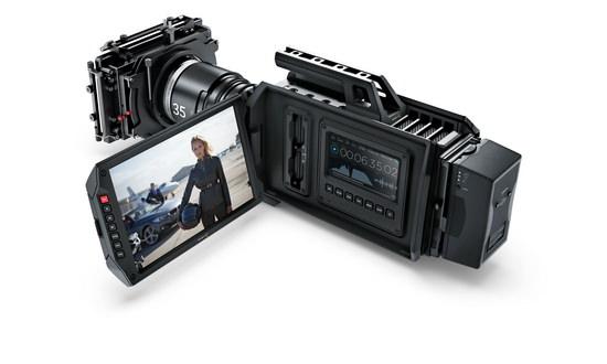 blackmagic-ursa Blackmagic URSA 4K modular camera announced at NAB Show 2014 News and Reviews
