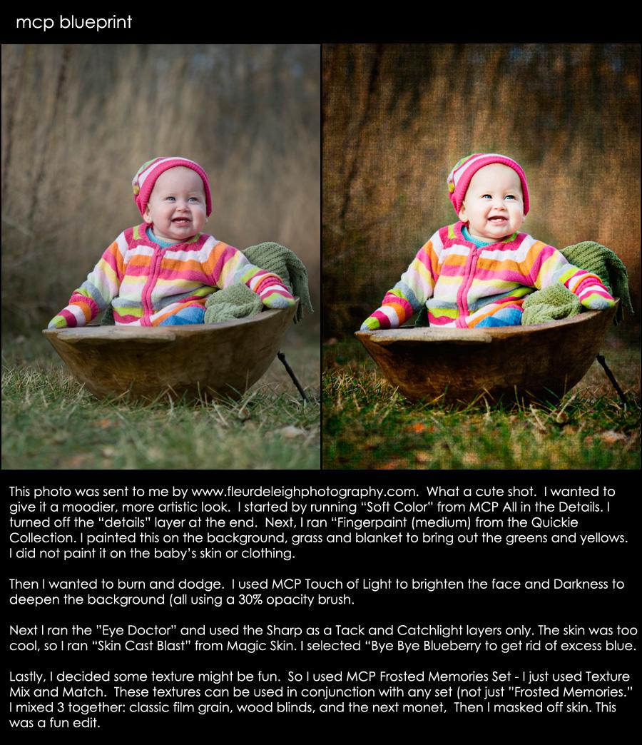 blueprint-fleurdeleighphotography MCP Blueprint - Oh Baby Baby - Make Me Pop Blueprints Photoshop Tips & Tutorials