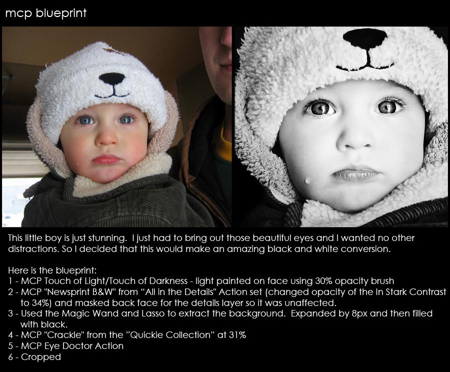 blueprint-snap-to-portrait1 Blueprint - From Snapshot to Portrait in 6 Steps Blueprints Photoshop Actions