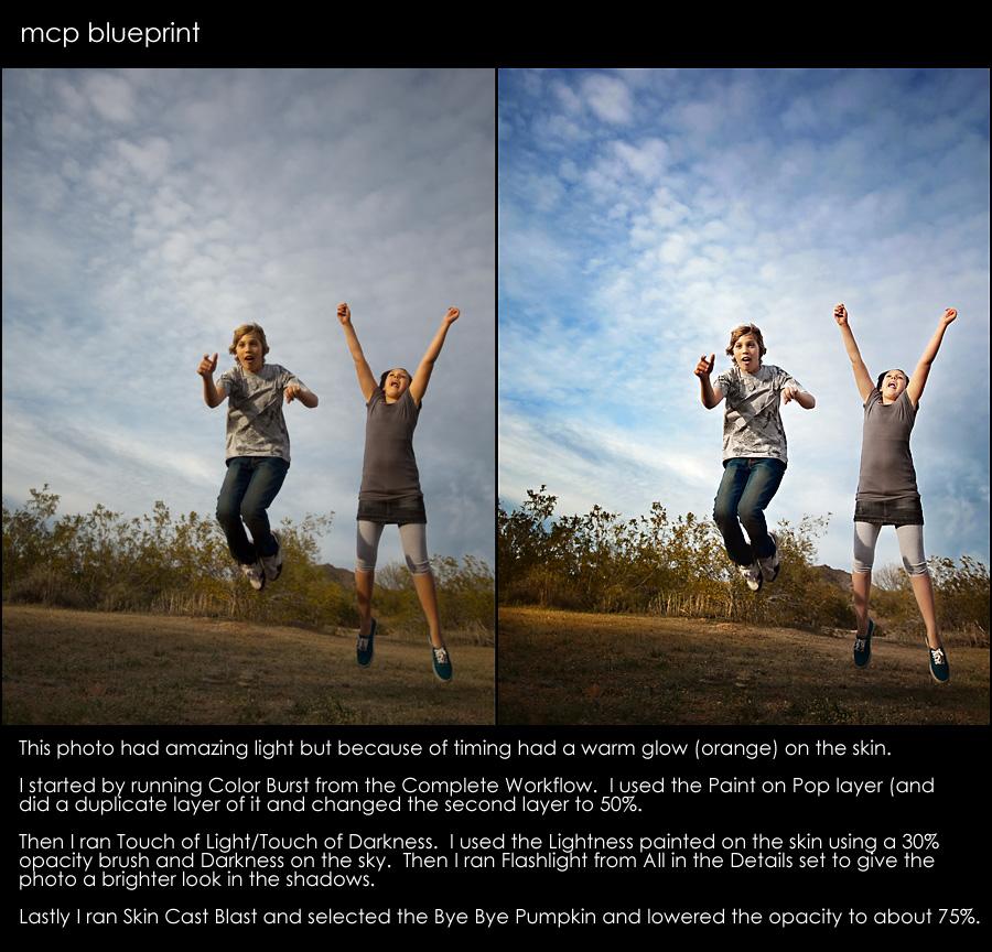 blueprint8 Blueprint - Jumping for Joy {plus send in your own blueprint} Blueprints Photoshop Tips & Tutorials