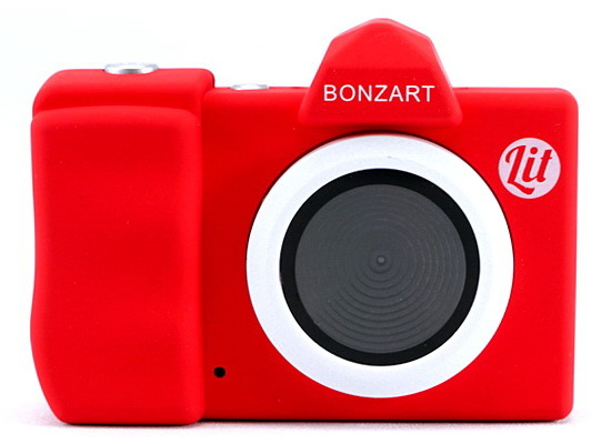 bonzart-lit Bonzart Lit launched as a cute DSLR-like toy camera News and Reviews
