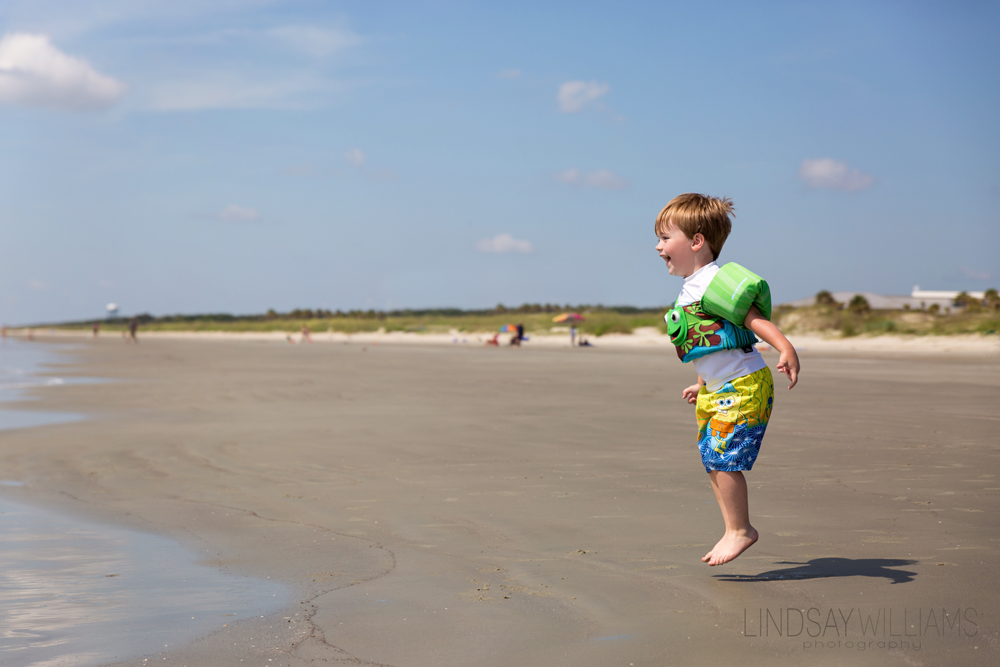 boy-at-beach 5 Tips for Photographers to Get In Photos with Their Families Guest Bloggers MCP Thoughts Photo Sharing & Inspiration