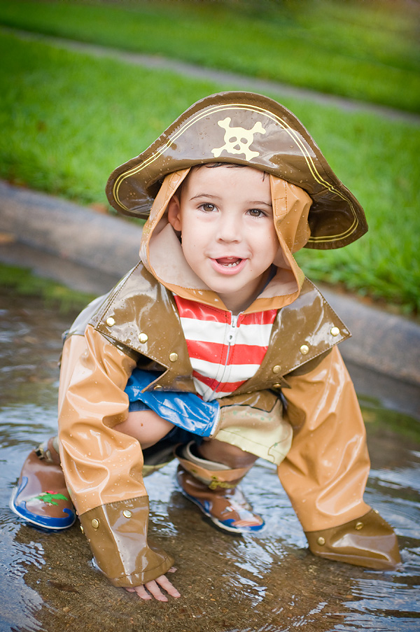 boy-in-puddles April Showers - Photos of Rain, Umbrellas, Boots, and More... Activities Photo Sharing & Inspiration