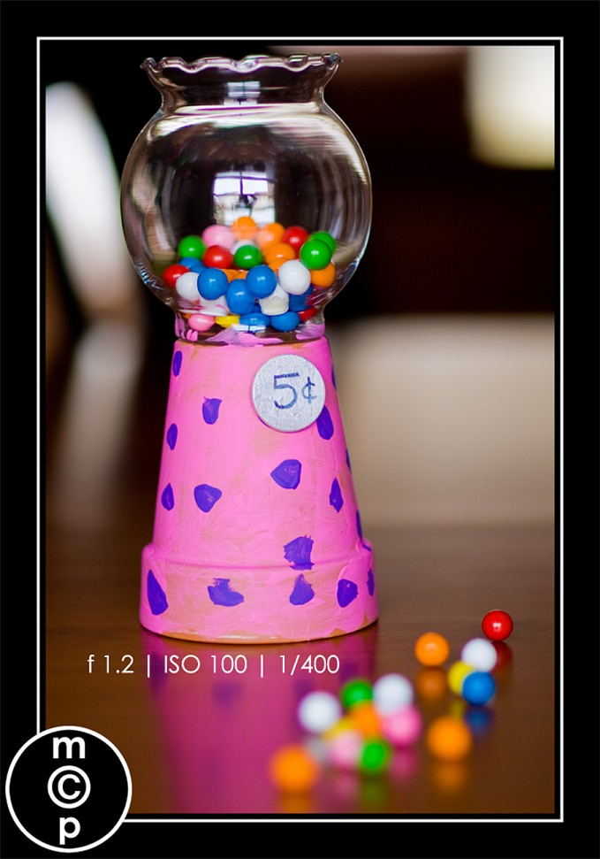 bubble-gum-lesson3 Understanding Aperture and Depth of Field: an adventure with bubble gum Photography Tips