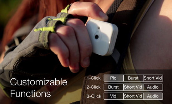 ca7ch-lightbox-modes CA7CH Lightbox is a compact, but versatile wearable camera News and Reviews