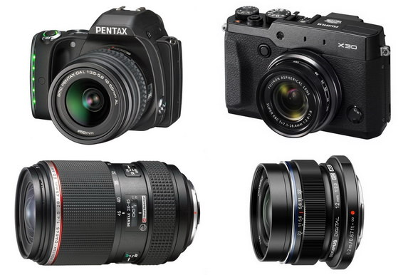 Camera and lens news August 2014