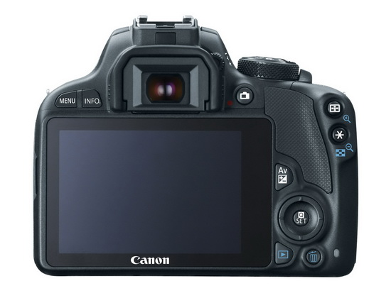 canon-100d-rebel-sl1-3-inch-touchscreen Canon 100D / Rebel SL1 becomes world's smallest and lightest DSLR News and Reviews