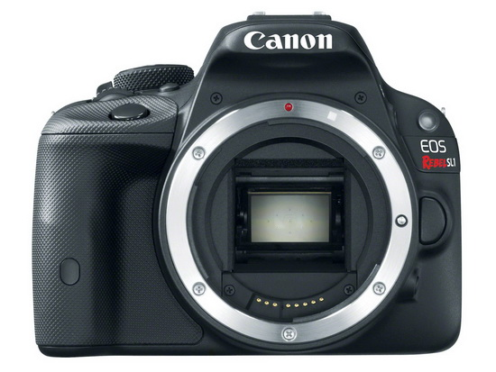 canon-100d-rebel-sl1-body-only Canon 100D / Rebel SL1 becomes world's smallest and lightest DSLR News and Reviews