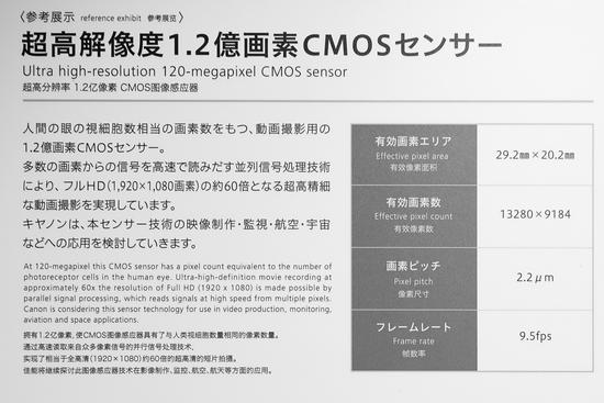 canon-120mp-sensor-details Canon 120-megapixel CMOS sensor unveiled at CP+ 2015 News and Reviews