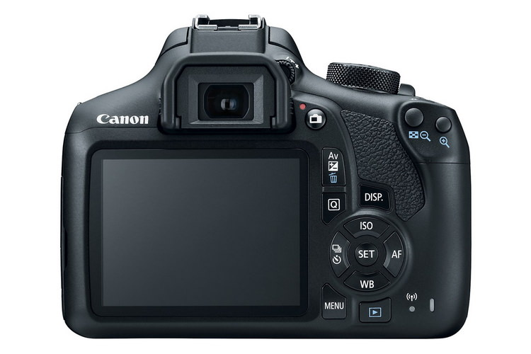 canon-1300d-back Canon 1300D DSLR becomes official with new Food Mode News and Reviews