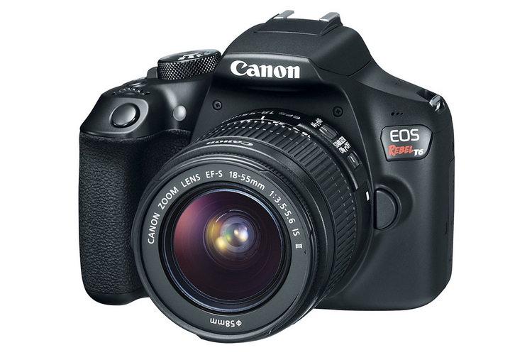 canon 1300d front