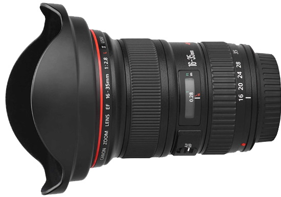 canon-16-35mm-f2.8l-ii-lens Two new Canon wide-angle lenses rumored to be unveiled soon Rumors