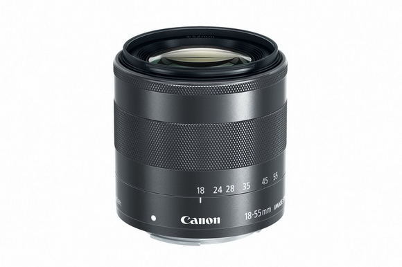 Canon 18-55mm f/3.5-5.6 IS STM