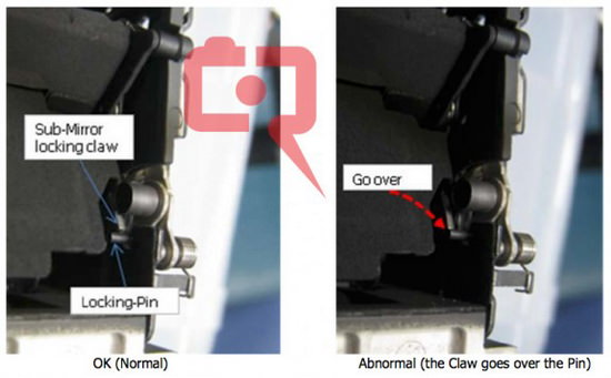 canon-1d-x-autofocus-issues Leaked service advisory details Canon 1D X autofocus issues Rumors