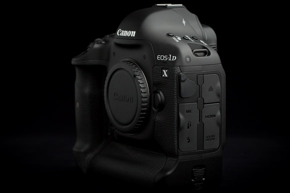 canon 1d x mark ii burst mode