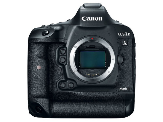 canon-1d-x-mark-ii-front Canon 1D X Mark II announced with 4K video support News and Reviews