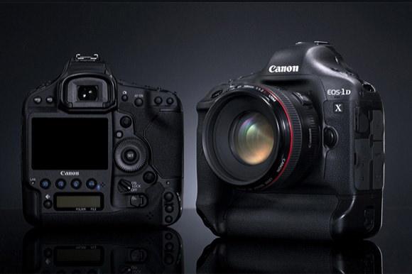 canon 1d x mark ii release date