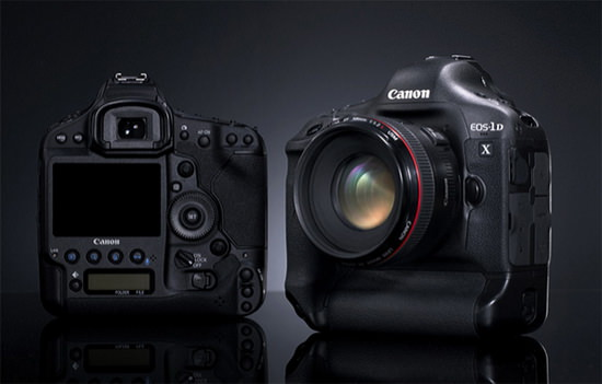 Canon 1D X Mark II rumors