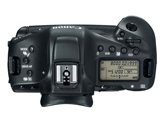 canon-1d-x-mark-ii-top Canon 1D X Mark II announced with 4K video support News and Reviews