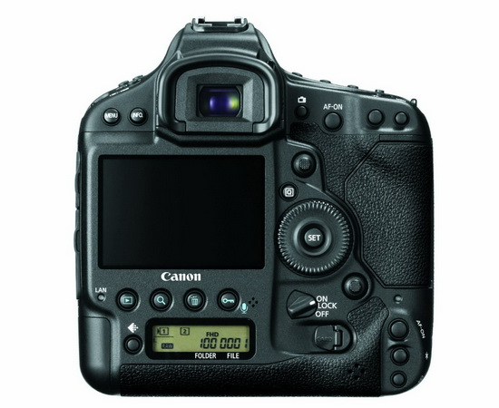 canon-1d-x-screen Canon 1D XS camera rumored to feature 3.5-inch touchscreen Rumors