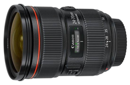 canon-24-70mm-f2.8l-usm New Canon EF 24-70mm f/2.8 IS lens patent revealed in Japan Rumors