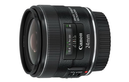 canon-24mm-f2.8 Canon 24mm pancake lens rumored to be unveiled soon Rumors