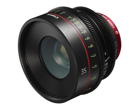canon-35mm-t1.5 Canon 35mm T1.5 prime lens announced for EOS cinema cameras News and Reviews