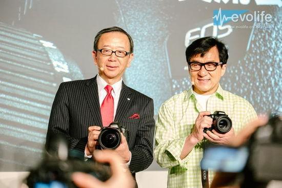 canon-4k-fixed-lens-camera-jackie-chan Exciting camera news and photo rumors of March 2015 News and Reviews