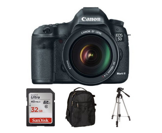 canon-5d-mark-iii-free-accessories Canon 5D Mark III price discounts go live at multiple stores News and Reviews