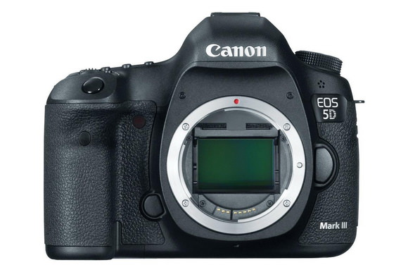 Canon 5D Mark III sensor