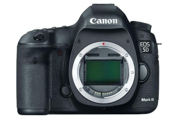 Canon 5D Mark III successor rumor