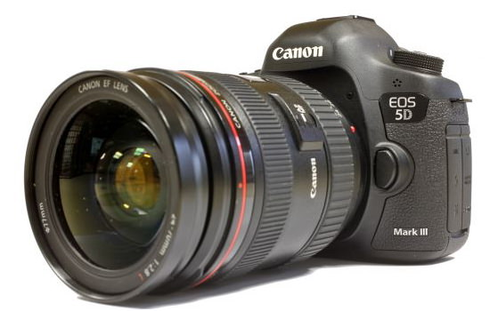Canon 5D Mark III successor
