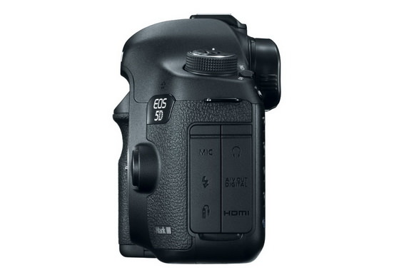 Canon 5D Mark III video