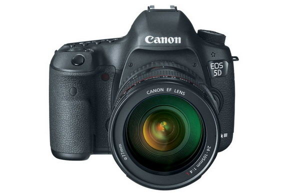 canon-5d-mark-iii Canon 5D Mark IV DSLR once again rumored to record 4K videos Rumors