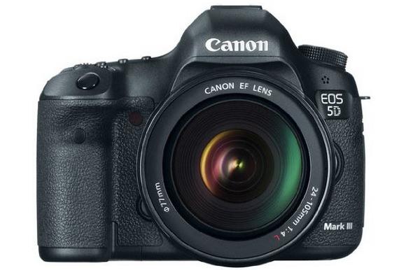Canon 5D Mark IV 4K rumor