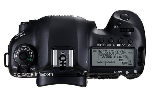 canon-5d-mark-iv-top-leaked Canon 5D Mark IV specs and photos leaked Rumors