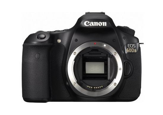 canon-60da Canon full-frame astrophotography DSLR coming in 2016 Rumors