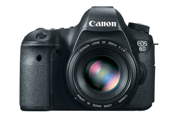 Canon EOS 6D firmware update release date is May or June